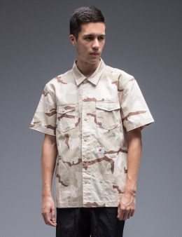 UNDEFEATED Camo BDU Shirt Picture