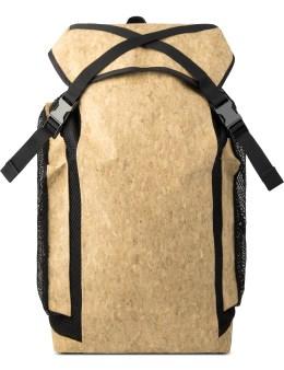 Christopher RAEBURN Cork Rucksack Backpack Picture