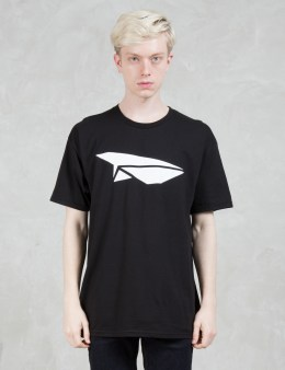 Benny Gold Classic Paper Plane S/S T-shirt Picture