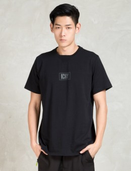 ICNY Black S/S Eye See T-Shirt Picture