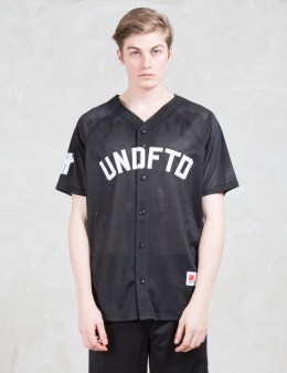 UNDEFEATED Mesh Baseball S/sl Jersey Picture