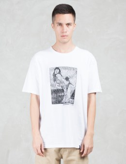 HUF Wavy Lady S/S T-Shirt Picture