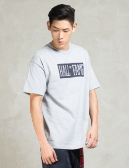 HALL OF FAME Grey Your Name 4.0 S/s T-shirt Picture