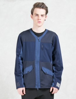 White Mountaineering WM x adidas Originals TT Cardigan Picture