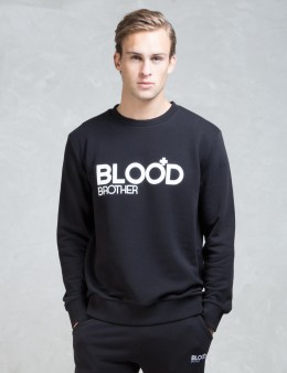 Blood Brother BB Logo Sweatshirt Picture