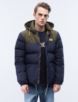 PENFIELD Bowerbridge Two Tone Down Jacket Picture