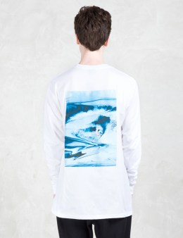 Stussy Wave Warp L/S T-Shirt Picture