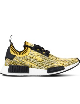 "adidas Adidas NMD Runner PK ""Yellow"" Picture"