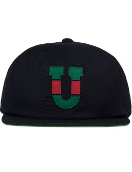 UNDEFEATED U Strapback Cap Picture