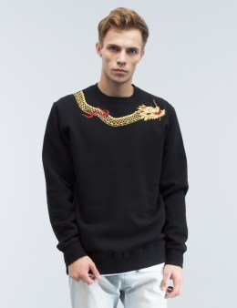 BlackEyePatch Dragon Sweatshirt Picture
