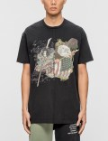 10.Deep Washinosenshi Split T-Shirt Picture