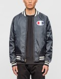 Champion Reverse Weave Reversible Bomber Jacket Picture