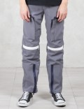 UNDERCOVER Cargo Pants With Zip Details Picutre