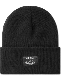 Born x Raised Look Out Beanie Picture
