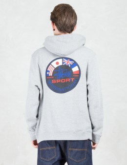 Stussy Sport Int. Hoodie Picture