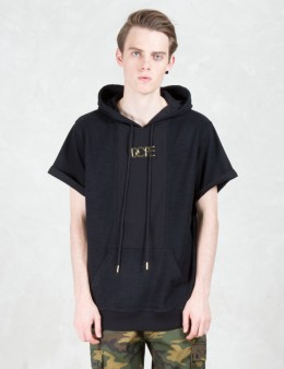 DOPE Paneled Gold Logo S/S Pullover Picture