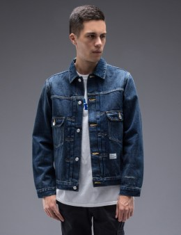 "BEDWIN & THE HEARTBREAKERS ""Cassidy"" Canton x Bedwin Denim Jacket Picture"