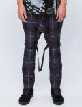 LAD MUSICIAN Check Pants Picture