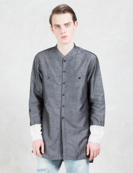 FACTOTUM PU Corted L/S Shirt Picture