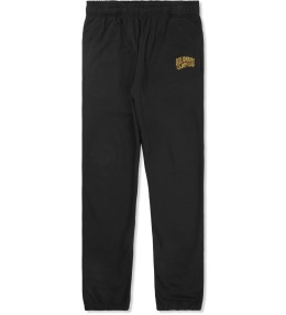 Billionaire Boys Club Black/Gold Arch Logo Track Pants Picture