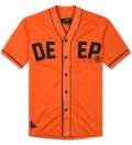 10.DEEP Orange Alta Vista Baseball Jersey Picture
