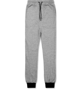 i love ugly. Speckle Grey Zespy Track Pants Picture