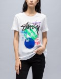 Stussy Stamped Cuffed Crew T-Shirt Picture