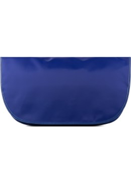 HAERFEST Blue Nylon Cross Body Messenger Bag Picture