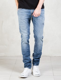 Nudie Jeans Tommy Replica Thin Finn Jeans Picture