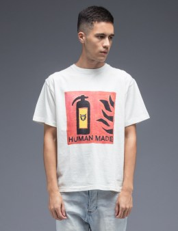 Human Made #1109 Fire Extinguisher T-Shirt Picture