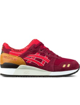 "ASICS Gel-Lyte III ""Autumn Brights Pack"" Picture"