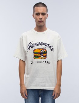 Human Made #1216 Cruisin Cafe S/S T-Shirt Picture