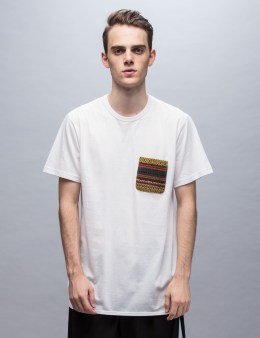 Discovered Pocket Long T-Shirt Picture