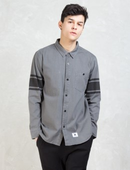 UNDEFEATED Lineman L/SL Button Up Shirt Picture