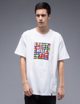 HUF Flag Box Logo S/S T-Shirt Picture