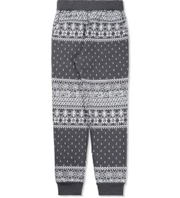 Billionaire Boys Club Heather Charcoal Nordic Sweatpants Picture