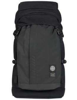 STONE ISLAND Porter X Stone Island Backpack Picture
