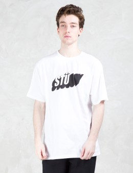 Stussy Eclipse T-Shirt Picture