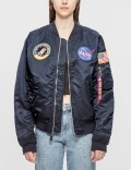 Alpha Industries Unisex L-2B NASA Jacket Picutre