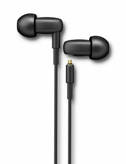 JAYS Black q-JAYS Reference Earphones Picture