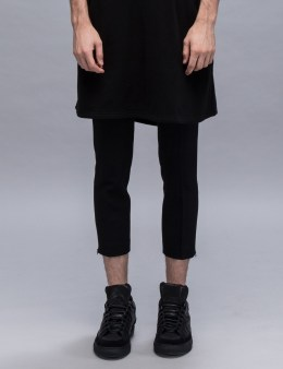 Discovered Seam Zip Pants Picture