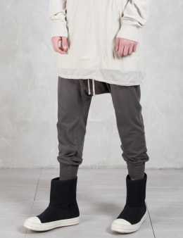 Rick Owens Drkshdw Prisonner Drawstring Joggers Picture