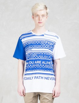Daily Paper Masai Warrior T-shirt Picture