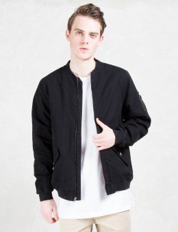 The Hundreds Fighter Jacket Picture