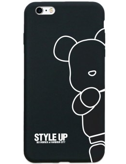 Harbour City x Be@rbrick iPhone 6 Plus Case A Picture