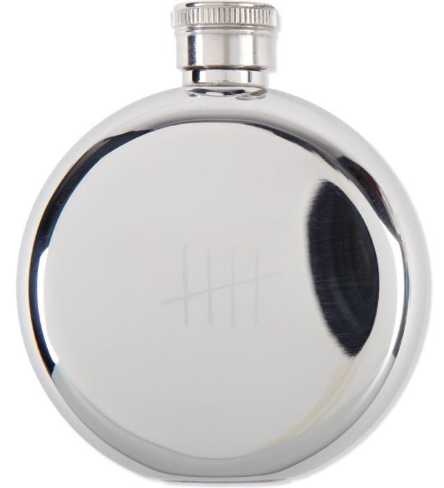 IZOLA Tick Marks 5oz. Flask | HBX.