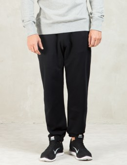 REIGNING CHAMP Black Core Sweatpants Picture