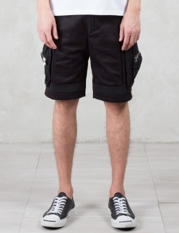 LETASCA Pocket Layered Shorts Picture