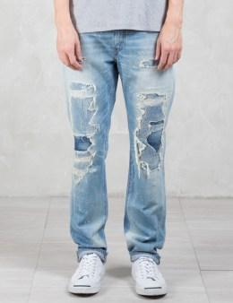 Levi's 511 Slim Fit Atsumori Mij Jeans Picture
