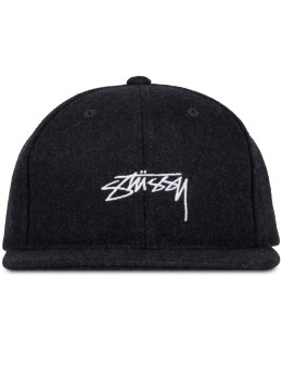 Stussy Smooth Stock Melton Wool Cap Picture